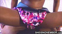 HD My StepFather Pervert StepSon Wanted Some Pussy And Begged Me To Ride His Big Dick, Slowmotion Sex My Huge Titties Bouncing Then My Weird Step Brother Examines My Tight Butthole, Cute Ebony Gamer Msnovember on Sheisnovember Video