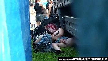 public sex in concert