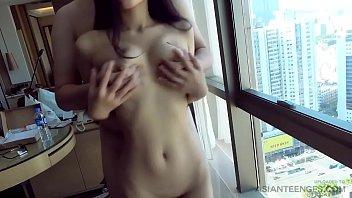 (Amateur) Sex with a petite Chinese slut 16 min