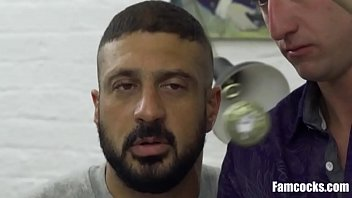 Hypnotizing Dad and Son Fucks