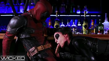 WICKED PICTURES Deadpool Cums Too Quickly