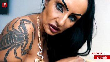 MYSTERIOUS Sidney Dark seduces User Max to FUCK her! (German) WHOLE SCENE → sidney.erotik.com FREE 13 min