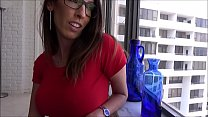 Weekend At The Beach With Step Mom - Dava Foxx - Family Therapy