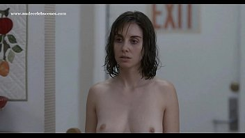 Alison Brie full frontal and topless sex scene - 1080p