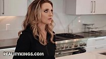 Sneaky Sex - (Seth Gamble, Kate Kennedy) - Get Back - Reality Kings