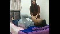 Trốn vợ đi massage