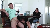 Sister Fucks Brother Every Chance she Gets- Rachel Rivers