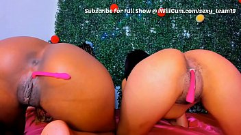 3 Latina Lesbians Have a Pussy Eating Cum Squirting Party