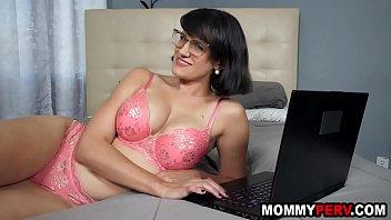 Stepmom found family porn on son's laptop