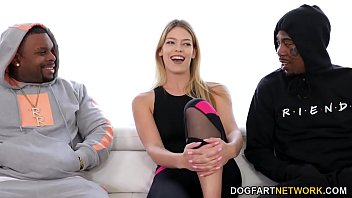 Innocent Leah Lee Turns Naughty When She Sees BBC