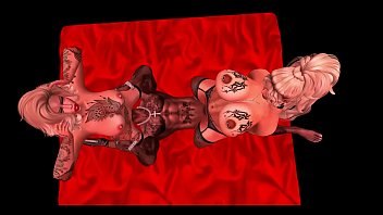 The Red Room - Starring Tesa & Quintan Rocker