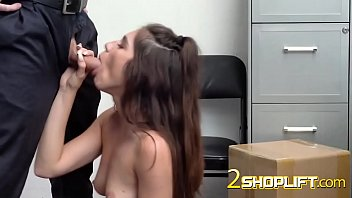 Gianna always get caught stealing but she does not care, she wants rough sex!