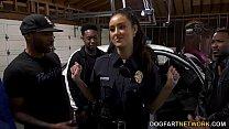 Police Officer Job Is A Suck - Eliza Ibarra