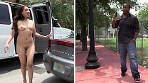 BANGBROS - One Guy Couldn't Get It Up For Vicki Chase, The Other Did A Great Job