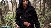 Public Agent British Ebony Asia Rae Bounces her Booty on Big Cock