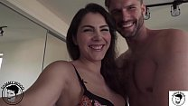 Passionate date ass eating with all natural big booty milf Valentina Nappi 14 min