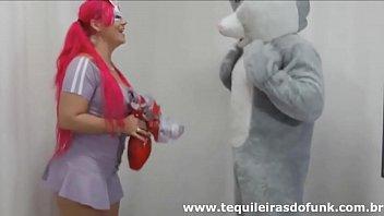 Teatro Sexy com Debora Fantine - Coelhinho da Pascoa