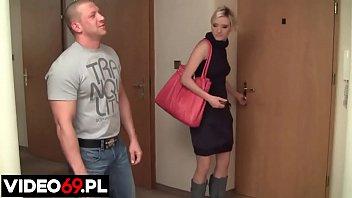 Polskie porno - Otwieranie zamka, czyli dymanie po sąsiedzku