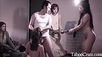 Corrupt Old Cop And Orphanage Orgy - Ashley Adams