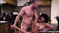 MILF Maid Made To Serve - Aryana Amatista