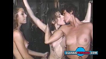 spanking lesbian session