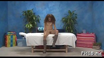 Slutty brunette lady Chole Starr enjoys sex action