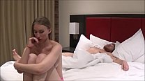 Step Brother & Step Sister Share Hotel Room on Vacation - Riley Reyes - Family Therapy - Preview