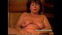 Chair masturbation of French carla 45 years