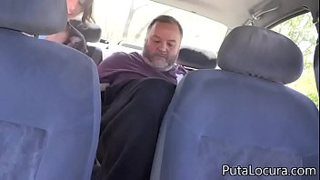 Paulita Moldes Pillada por el Gordo de Torbe