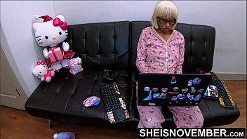 I Seduced My Step Dad While Mom Slept., kuwaii Black Step Daughter Msnovember Doing Home Work & Playing Fortnight Then Violently Fucked By Daddy BBC Doggystyle POV Hardcoresex, Tiny EbonyPussy In Hello Kitty Butt Flap Pajamas Geeksex On Sheisnove
