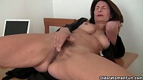 An older woman means fun part 367