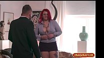 BBW wife gets double dicked