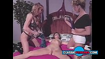 the submissive lesbian threesome