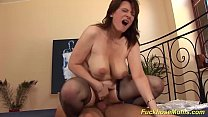big natural boob chubby mom loves stepson