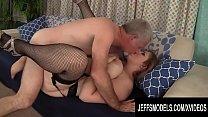 Jeffs Models - Stunning Busty Plumper Lila Lovely Taking Cock Compilation 3