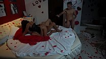 Bastidores: Orgia no motel