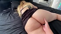 I caught my step daughter s. and fucked her (cum in her tits) 12 min