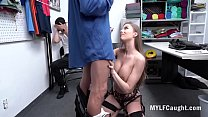 Mom Don't Fuck The Cop In Front Of Me- Britney Amber