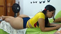 Thick Booty Colombian Teen 63 min