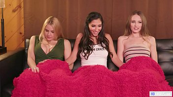 Step m. Joins To y. Lesbians - Gianna Dior, Sarah Vandella, Kyler Quinn