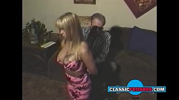 classic busty submissive girl