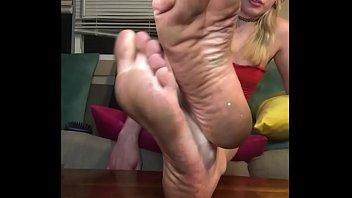 Dirty Foot Tease