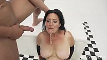 Mother Vs Daughter wet Battle with Balls Deep Anal, Gapes, DP, Pee, Crempie and Swallow GL249