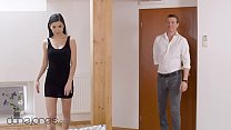 Dane Jones Romantic sex with gorgeous raven haired Russian Alina Crystal