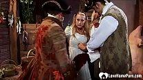 Trina Michaels - Pirate Gangbang 18 min