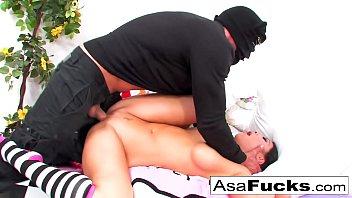 Asa's  Crazy Hot Anal Sexy Scene
