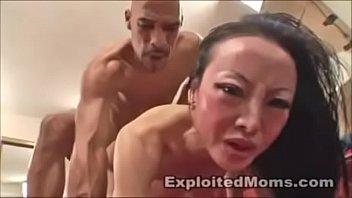 Mature Asian Ange Venus entangle BBC