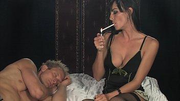 Franki Smoking During Sex 1