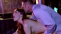 Dana DeArmond doggystyle sex in Strip Club Slayer