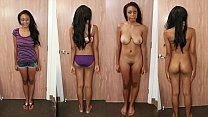 BANGBROS - 22 Year Old Ebony Amateur, Regina, Cums In For A Casting Session